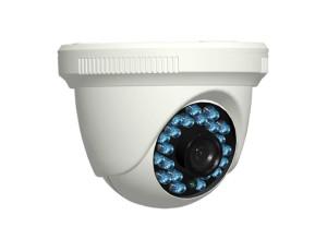 HD-CVI Инфрачервена куполна камера